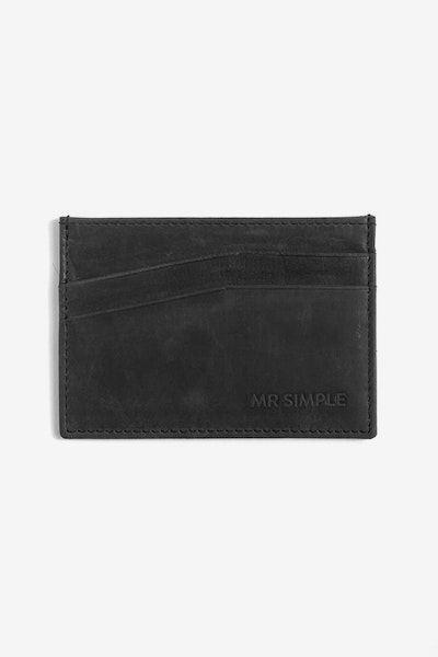 Tillman Card Holder Black