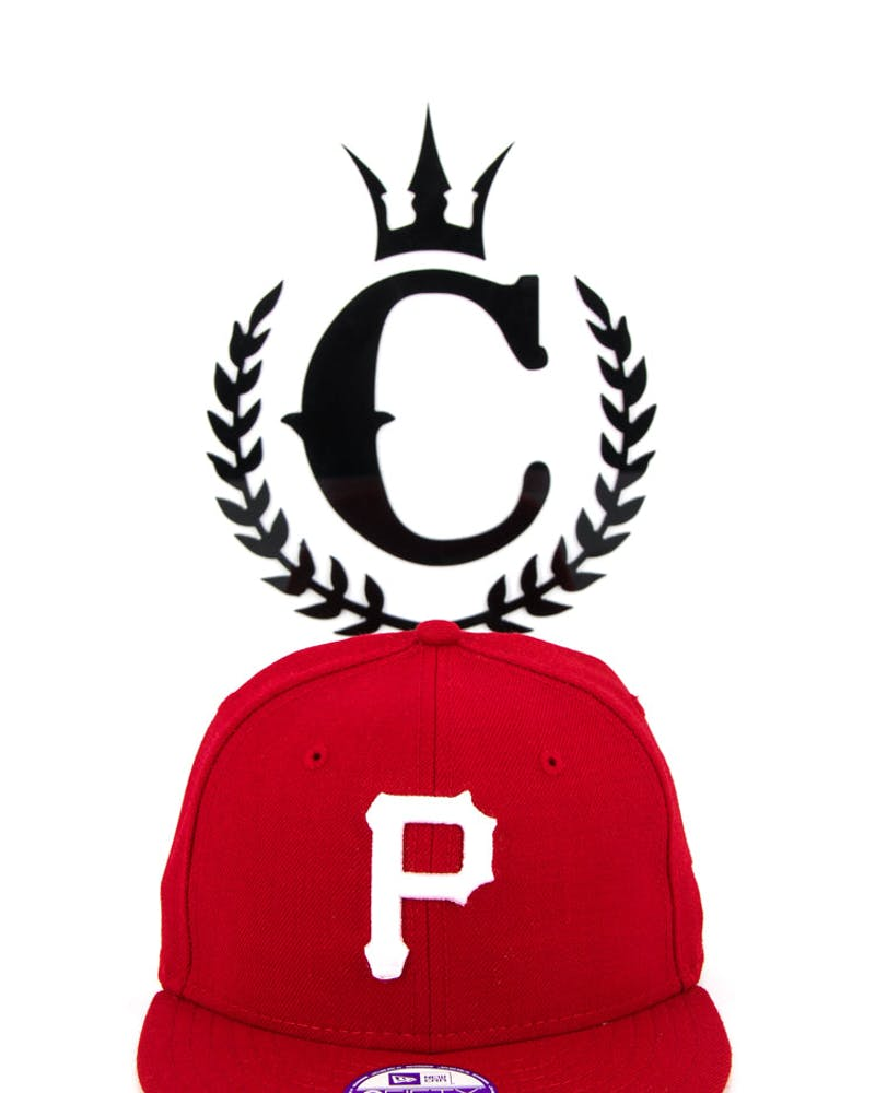 Pittsburgh Pirates Youth Scarlet/white