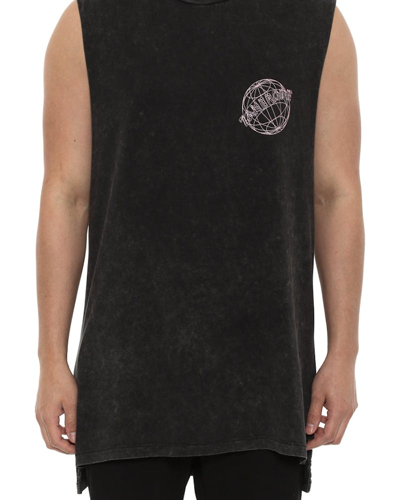 Ftw Flintlock Muscle Tee Black
